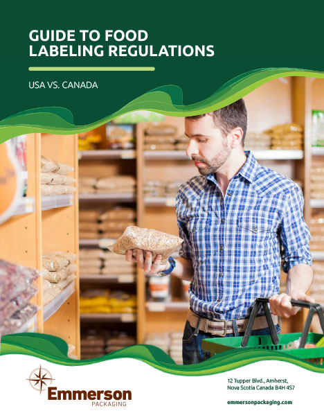 Guide to Food Labeling Regulations cover