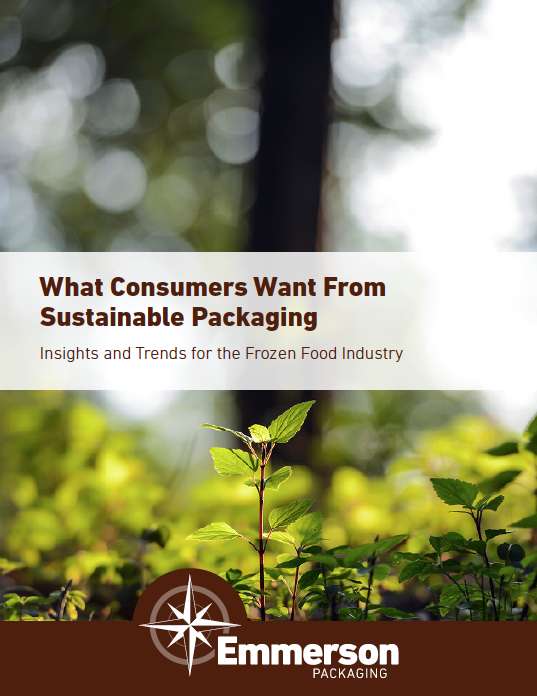 Sustainable Packaging eBook Cover