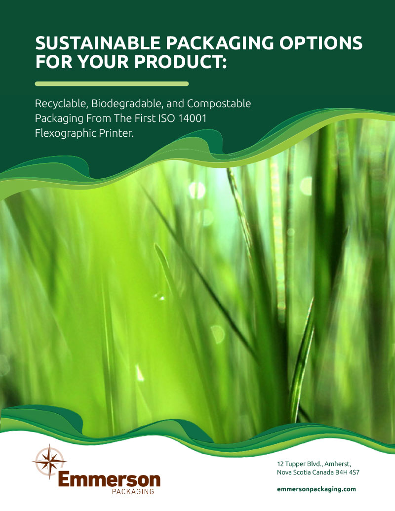 Cover Sustainable Packaging for Your Products